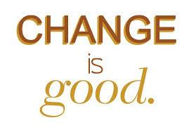 Power of Now - Change Is Good