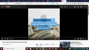 Power Words of Prosperity